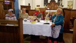 Our five 'Slovenian' ladies - World Day of Prayer - March 2019